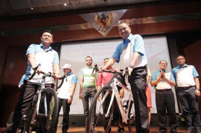 Permalink ke Tour de Bintan 2016, Ajang Balap Sepeda Kelas International