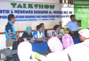 Permalink ke IWARA Riaupulp–Riau Televisi Gelar Talk Show Kecantikan