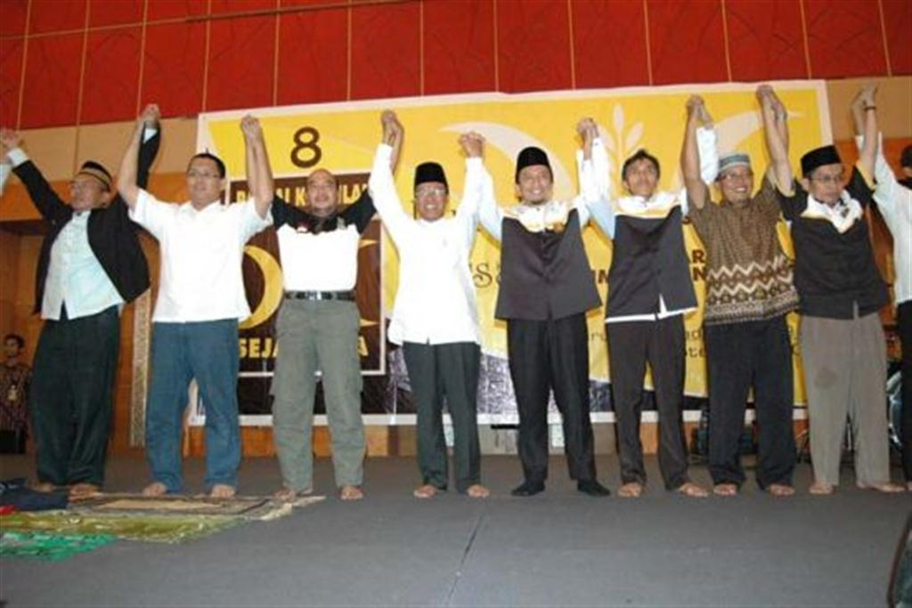 Presiden PKS Nyatakan Dukungan ke CS