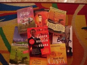 Permalink ke Buku Barrack Obama Laris Manis di Pekanbaru