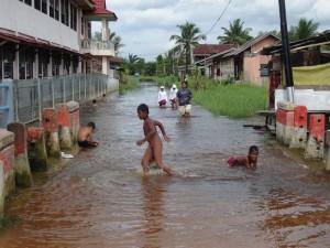 Permalink ke Banjir Kembali Hampiri Kawasan Rumbai