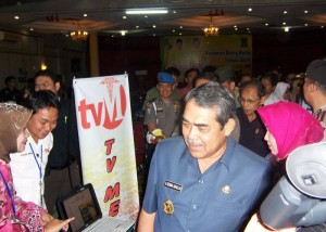Permalink ke WALIKOTA DI PEKANBARU JOB EXPO: TV Melayu Butuh Berapa Tenaga Kerja?