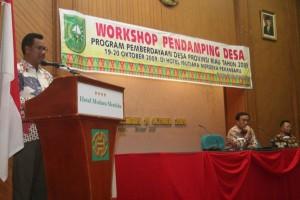 Permalink ke 112 Desa Akan Diberi Tenaga Pendamping Pada 2010