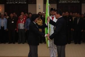 Permalink ke 42 Anggota KONI Riau Resmi Dilantik