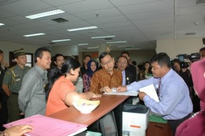 Permalink ke Wapres Tinjau KPT di Gedung 9 Lantai Pemprov Riau