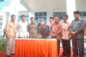 Permalink ke BPK RI Riau Tempati Gedung Baru