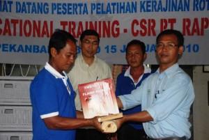 Permalink ke RAPP Gelar Pelatihan Pemanfaatan Rotan Bagi Masyarakat