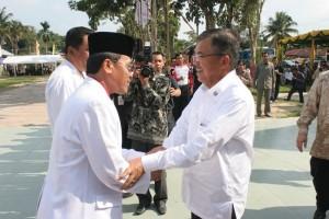 Pengurus Palang Merah Indonesia (PMI) Kabupaten Kampar dan pengurus PMI tingkat kecamatan di Kabupaten Kampar secara resmi dilantik pada Jumat (12/02/20) kemarin