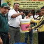 Karyawan RAPP Gelar Program Kesukarelawanan di Segati Langgam