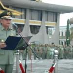 Linmas Siap Mendukung Suksesnya Penyelenggaraan Pilkada 2010
