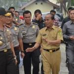 Galeri: Gubernur Riau Tinjau RS Polri
