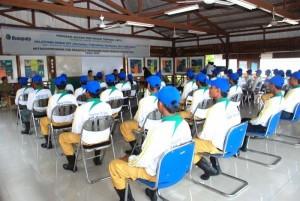 Pelatihan Pertanian Terpadu CSR RAPP