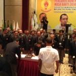 Ketua Umum KONI Pusat Lantik Pengurus KONI Provinsi Riau 2014-2018