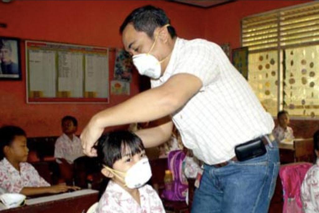 SKKMigas-Chevron-Peduli-Kabut-Asap-yang-Melanda-Riau