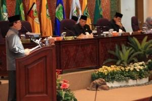 Permalink ke Rp.4,020 Triliun RAPBD Riau Resmi Diajukan ke DPRD