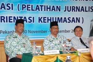 Permalink ke Pemprov Gelar Pelatihan Kehumasan se Riau