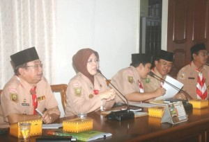 Pengurus Kwarda 04 Pramuka Riau Segera Dilantik