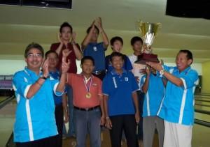 Permalink ke 88 Bowling Club, Juara Umum Kejurda Boling Riau 2009