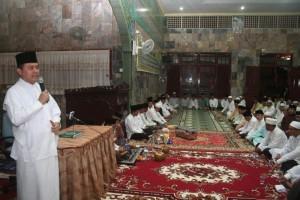 Permalink ke Galeri Safari Ramadan Gubernur di Pekanbaru