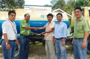 Permalink ke PT RAPP Serahkan Water Tank kepada Mitra Bina