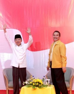 Permalink ke DIDAMPINGI RUSLI ZAINAL… JK Sukses Kampanye Dialogis di Pekanbaru