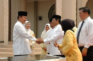 Permalink ke Gubernur Resmikan Masjid Fatimah