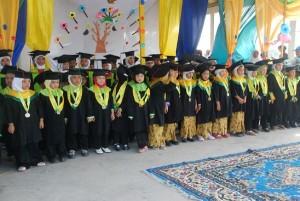 Permalink ke 165 SISWA MDA AT TAQWA PT.RAPP DIWISUDA Ciptakan Generasi Islam Gemar Baca dan Amalkan Al-Quran