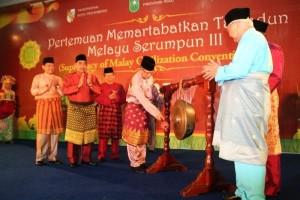 Permalink ke 96 Walikota Hadiri Temu Temadun Melayu Serumpun