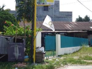 Permalink ke Bendera Parpol Sulit Dibedakan dengan Bendera Kematian