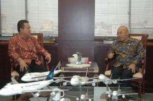 Permalink ke AGAR PROYEK BIDANG PERHUBUNGAN GOL Gubri Lakukan Pendekatan dengan Menhub di Jakarta