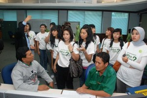 Permalink ke Finalis Putri Indonesia Tinjau Pabrik Riaupulp