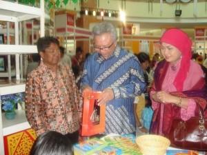 "Permalink ke Pekanbaru Jadi Tuan Rumah ""Kemilau Sumatera 2007"""