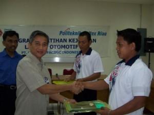 Permalink ke CPI Taja Pelatihan Bagi Pemuda Putus Sekolah