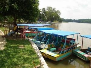 Permalink ke Melihat Danau Buatan Sebelum 'Disulap' Jadi Ancol-nya Pekanbaru
