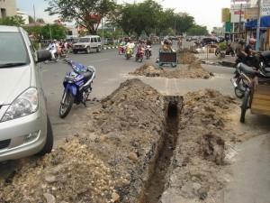 Permalink ke Proyek Galian PDAM Bikin Wajah Kota Pekanbaru Jadi Kotor dan Kumuh