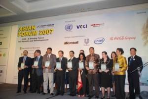 Permalink ke ANGGARAN UNTUK CSR US$ 4 JUTA Riaupulp Raih Asian CSR Award di Vietnam