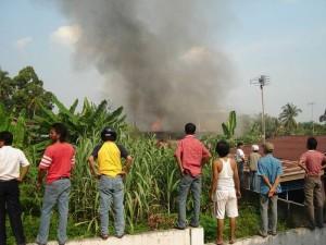 Permalink ke Sehari, Tiga Kasus Kebakaran Hebat Terjadi di Pekanbaru