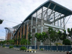 Permalink ke Mambang Mit : Pembangunan Gedung Pustaka Sesuai Rencana