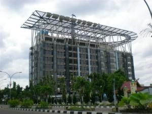 Permalink ke Fisik Gedung 9 Lantai Selesai Maret 2008