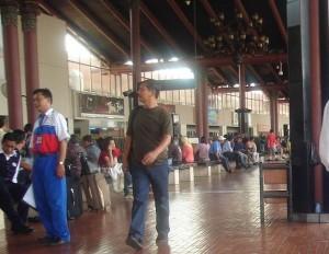 Permalink ke Awal Cuti Bersama, Penumpang di SSK II Tujuan Jakarta Membludak