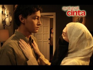 "Permalink ke VCD Film ""Ayat-Ayat Cinta"" Beredar Secara Gelap di Pekanbaru"