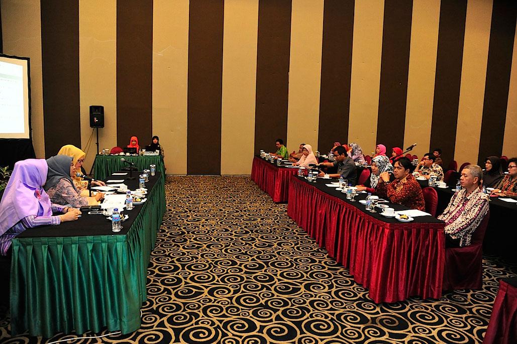 Diskusi Penguatan Fungsi Diplomasi Badan Penghubung Prov Riau