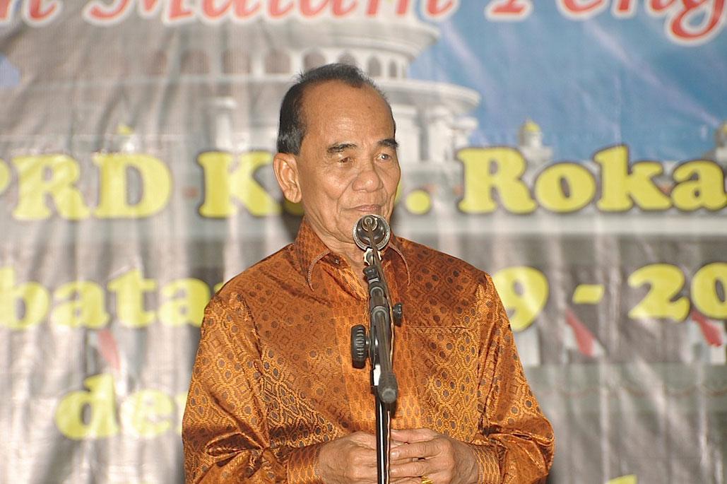 Permalink ke Gubri Hadiri Tugas Anggota DPRD Kab Rohil
