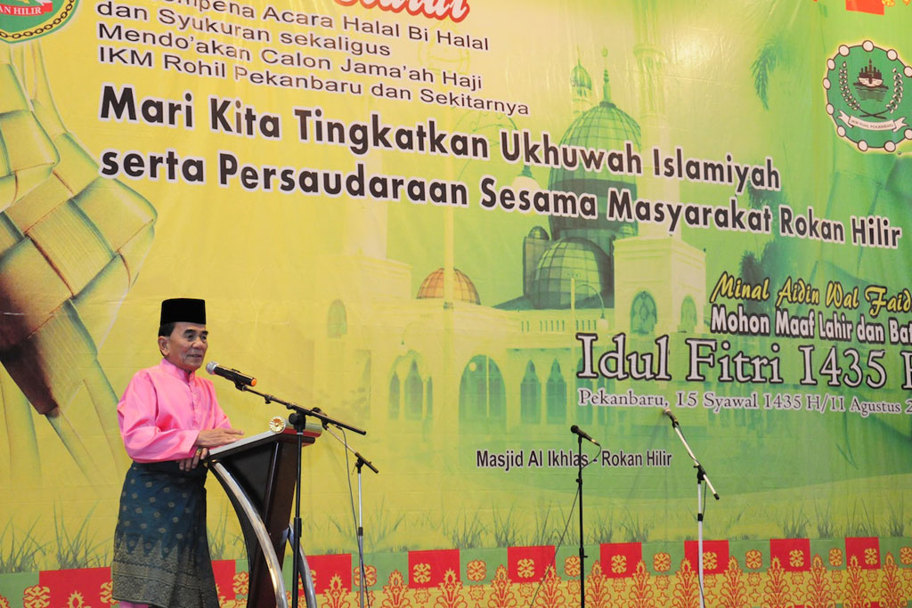 Permalink ke Gubri dan Wagubri Hadiri Halal Bihalal Bersama Masyarakat Rohil