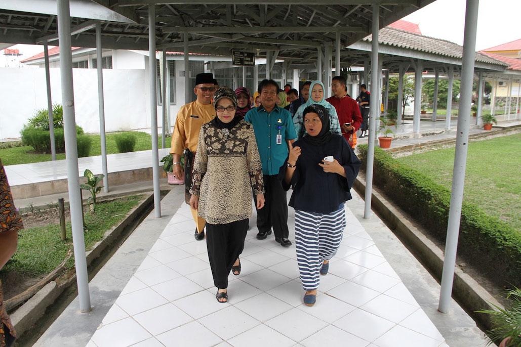 Permalink ke Ibu Gubri Kunjungi RSJ