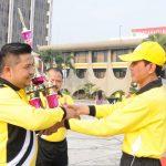 Lomba Tradisional HUT Riau tahun 2014