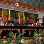 RAPBD 2015 Hadiri Sekda Prov Riau