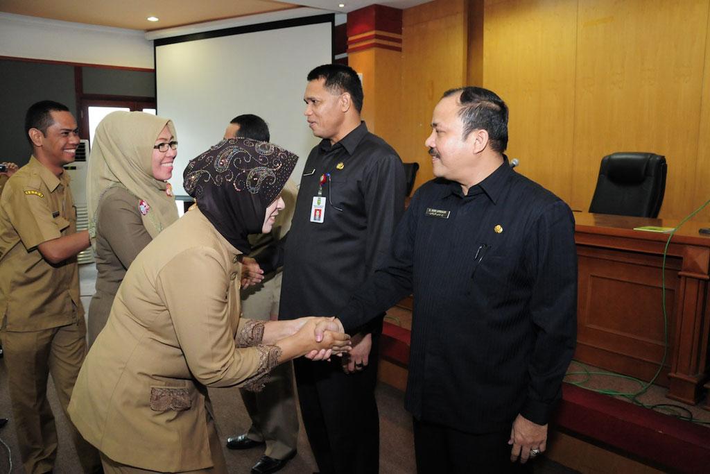 Permalink ke Sertijab Kepala Biro Umum dan Perlengkapan setda Prov Riau