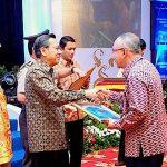 Diterima Wagubri, Riau Raih WTP 2014