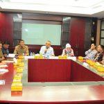 Wagubri Riau pimpin Pertemuan Komite III DPD-RI